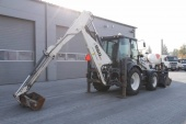 Фото: Экскаватор погрузчик Terex 860 SX Backhoe Loader